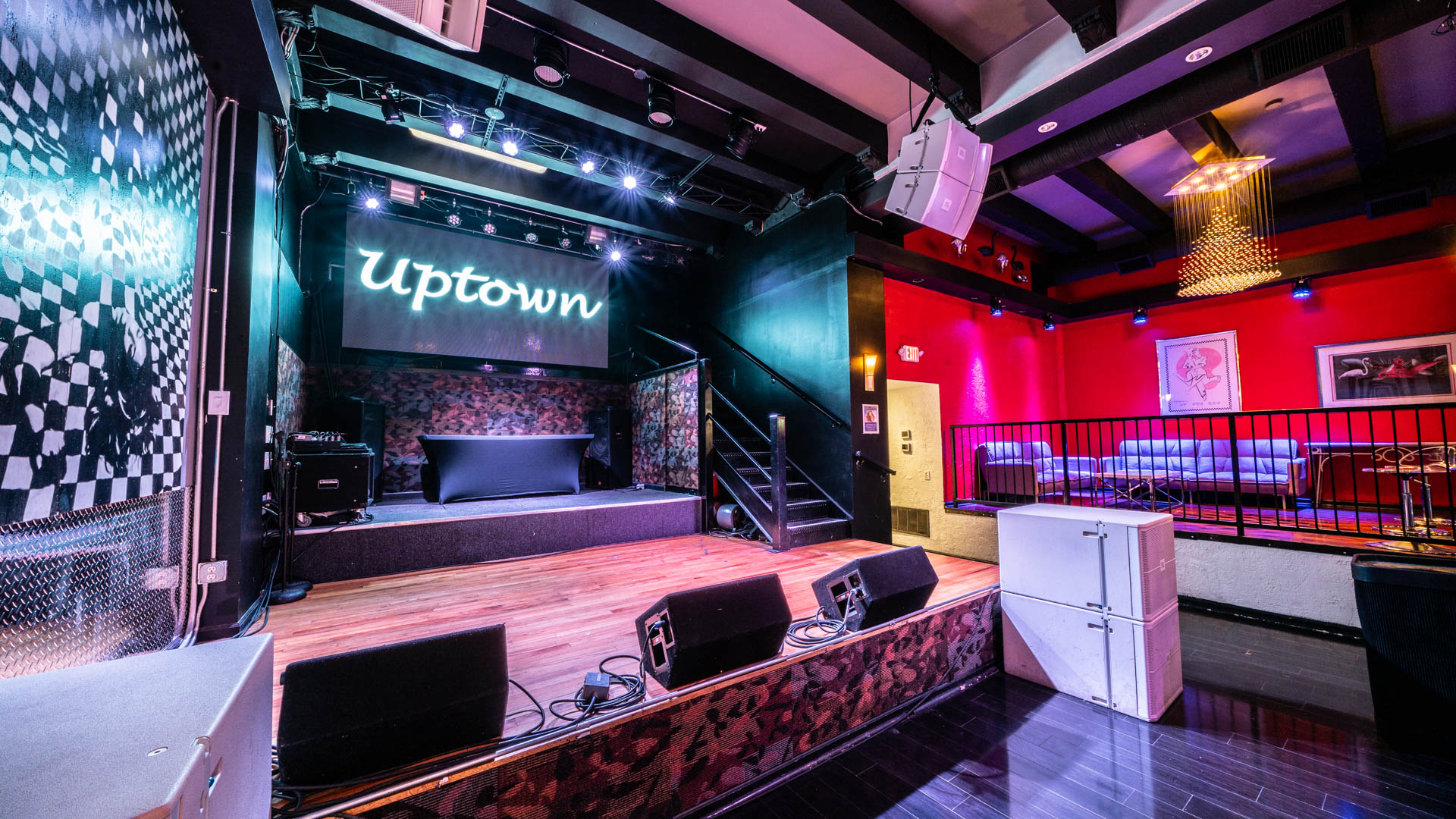 Uptown Theater Kansas City Small Concert Venue Encore Room Bands DJs Shows
